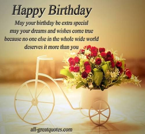 Best ideas about Happy Birthday Wishes For Facebook . Save or Pin Happy Birthday Postcards for Now.