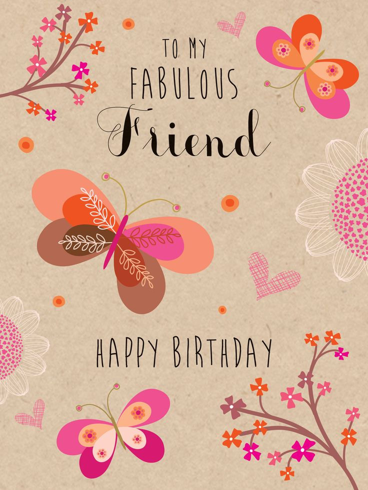 Best ideas about Happy Birthday Wishes For Friend . Save or Pin 17 Best Friend Birthday Quotes on Pinterest Now.