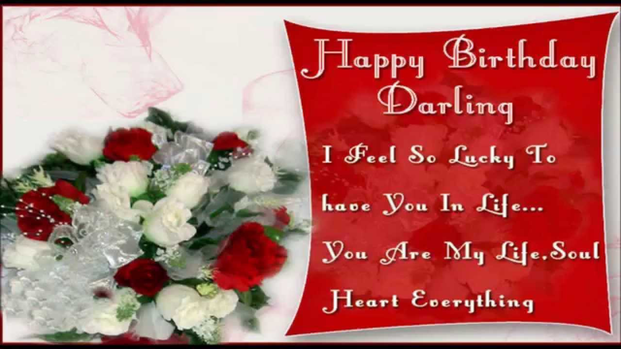 Best ideas about Happy Birthday Wishes For Girlfriend . Save or Pin Romantic Birthday Messages for Girlfriend in Now.