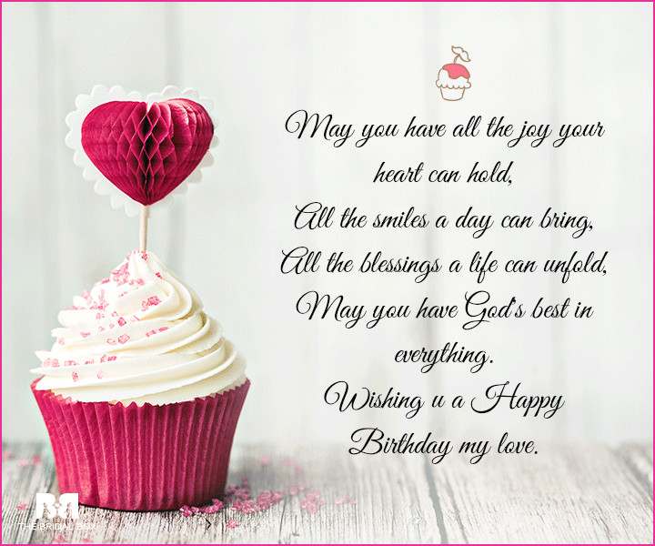 Best ideas about Happy Birthday Wishes For Her . Save or Pin 70 Love Birthday Messages To Wish That Special Someone Now.