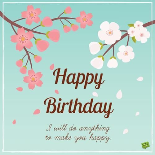 Best ideas about Happy Birthday Wishes For Her . Save or Pin Cute Birthday Messages to Impress your Girlfriend Now.