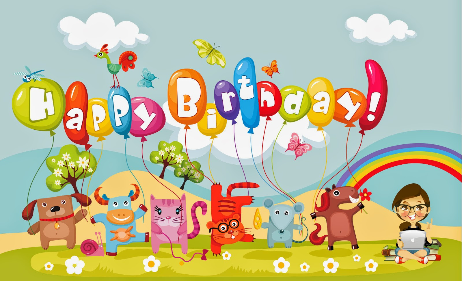 Best ideas about Happy Birthday Wishes For Kids . Save or Pin Happy Birthday wishes card images with cakes candles Now.