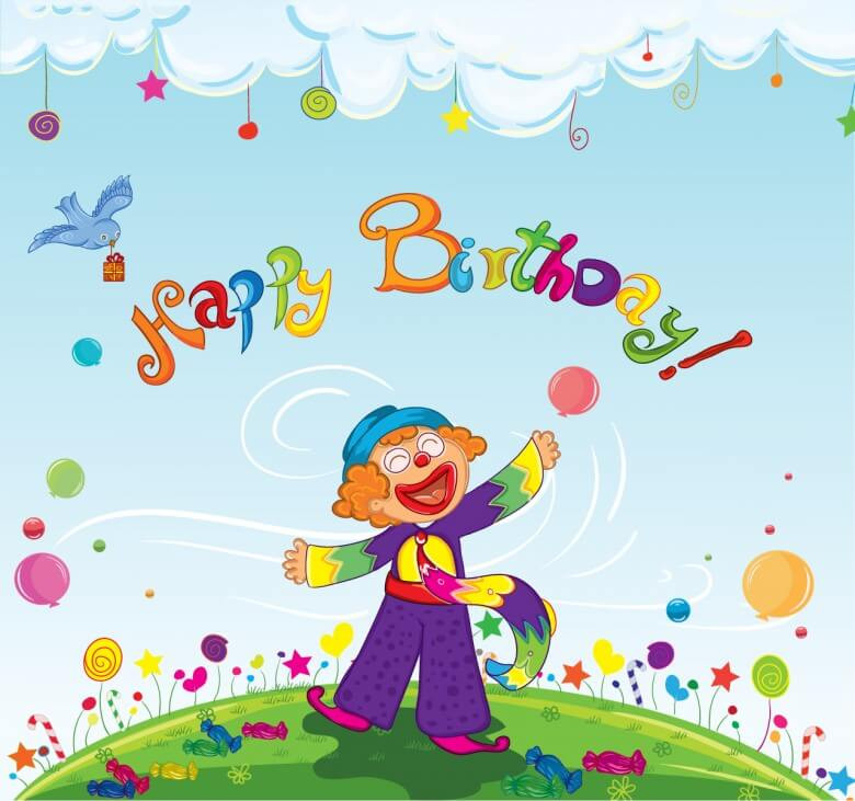 Best ideas about Happy Birthday Wishes For Kids . Save or Pin Happy Birthday Wishes For Kids Cute & Inspiring Now.