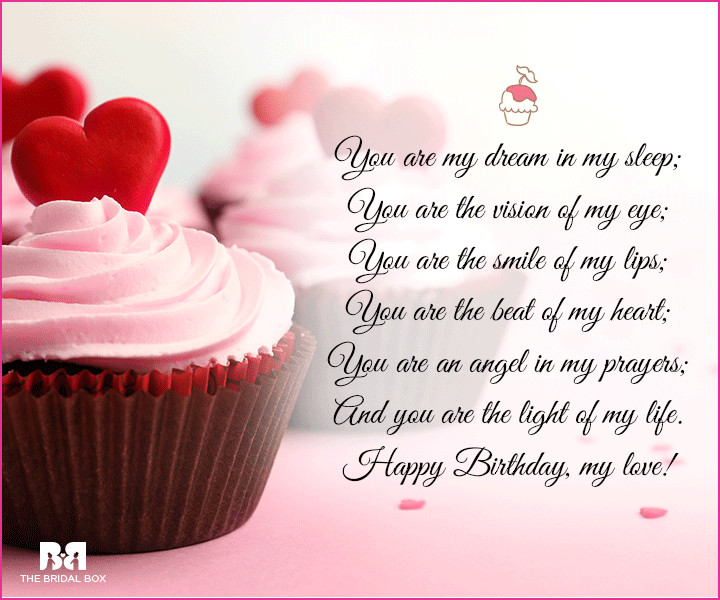 Best ideas about Happy Birthday Wishes For Lover . Save or Pin 70 Love Birthday Messages To Wish That Special Someone Now.