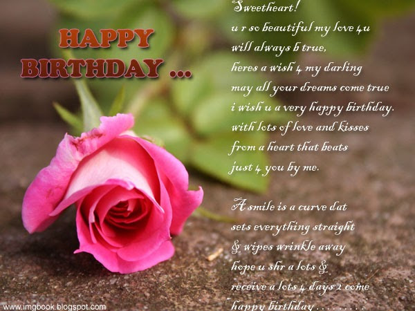 Best ideas about Happy Birthday Wishes For Lover . Save or Pin Goalpostlk Happy birthday wishes for lover Now.