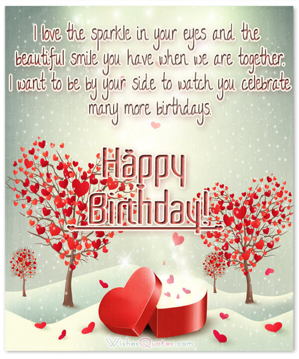 Best ideas about Happy Birthday Wishes For Lover . Save or Pin A Romantic Birthday Wishes Collection to Inspire the Now.