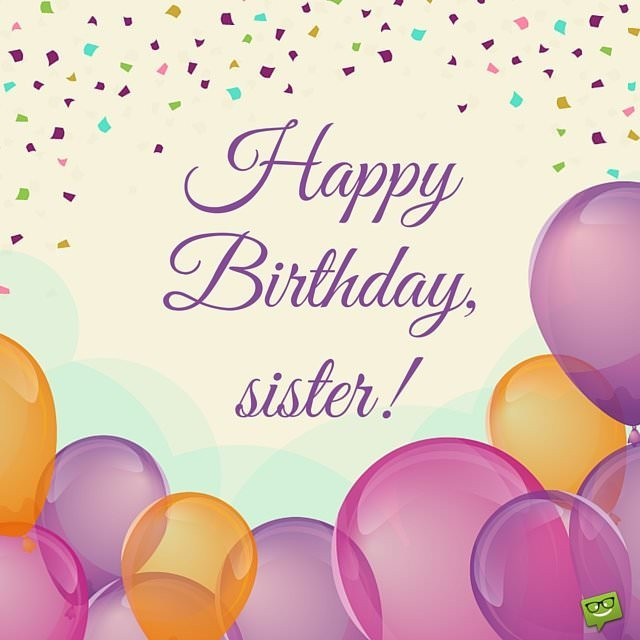 Best ideas about Happy Birthday Wishes For Sister . Save or Pin Sisters Are Forever Now.