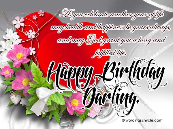Best ideas about Happy Birthday Wishes For Wife . Save or Pin Birthday Wishes And Messages for Wife Wordings and Messages Now.