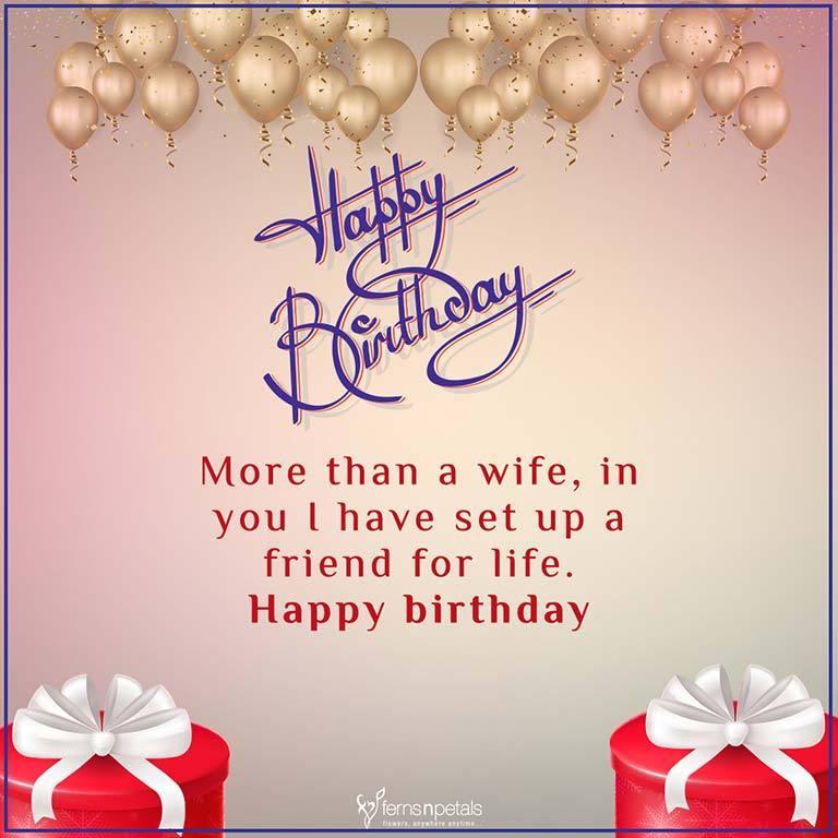 Best ideas about Happy Birthday Wishes Friend . Save or Pin 30 Best Happy Birthday Wishes Quotes & Messages Ferns Now.