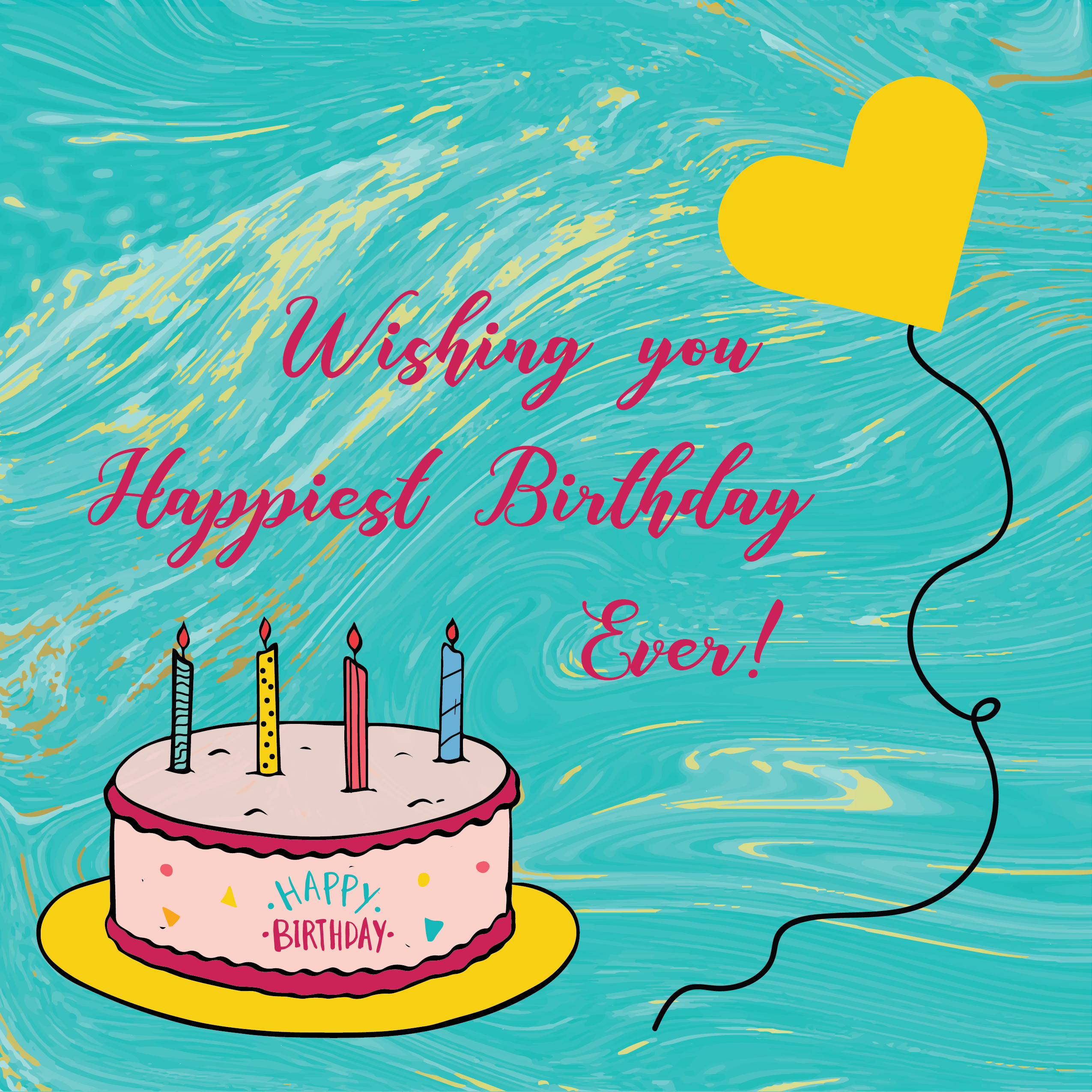 Best ideas about Happy Birthday Wishes Images . Save or Pin 200 Happy Birthday Wishes & Quotes with Funny & Cute Now.