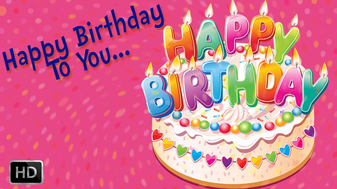 Best ideas about Happy Birthday Wishes Images . Save or Pin Top 10 Beautiful Happy Birthday Hd Free Download Now.