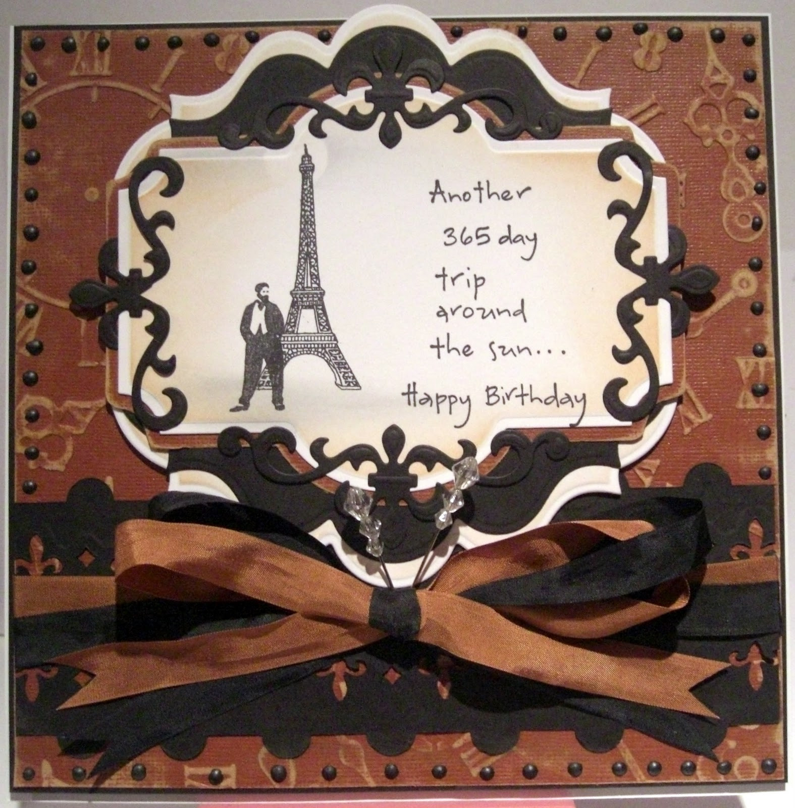 Best ideas about Happy Birthday Wishes In French . Save or Pin Crimson Cloud Card Making Supplies French birthday wishes Now.