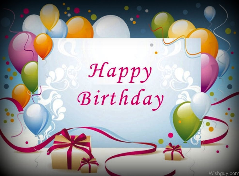 Best ideas about Happy Birthday Wishes Pic . Save or Pin Birthday Wishes Wishes Greetings – Wish Guy Now.