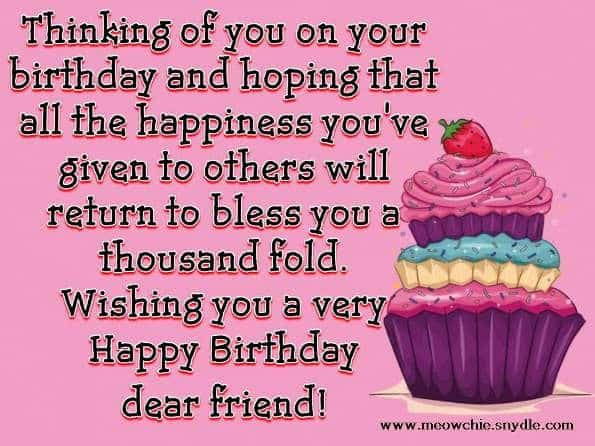 Best ideas about Happy Birthday Wishes To A Good Friend . Save or Pin 90th Birthday Wishes Perfect Quotes for a 90th Birthday Now.