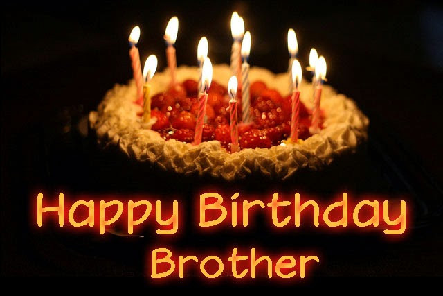 Best ideas about Happy Birthday Wishes To My Brother . Save or Pin Happy Birthday Brother Quotes QuotesGram Now.