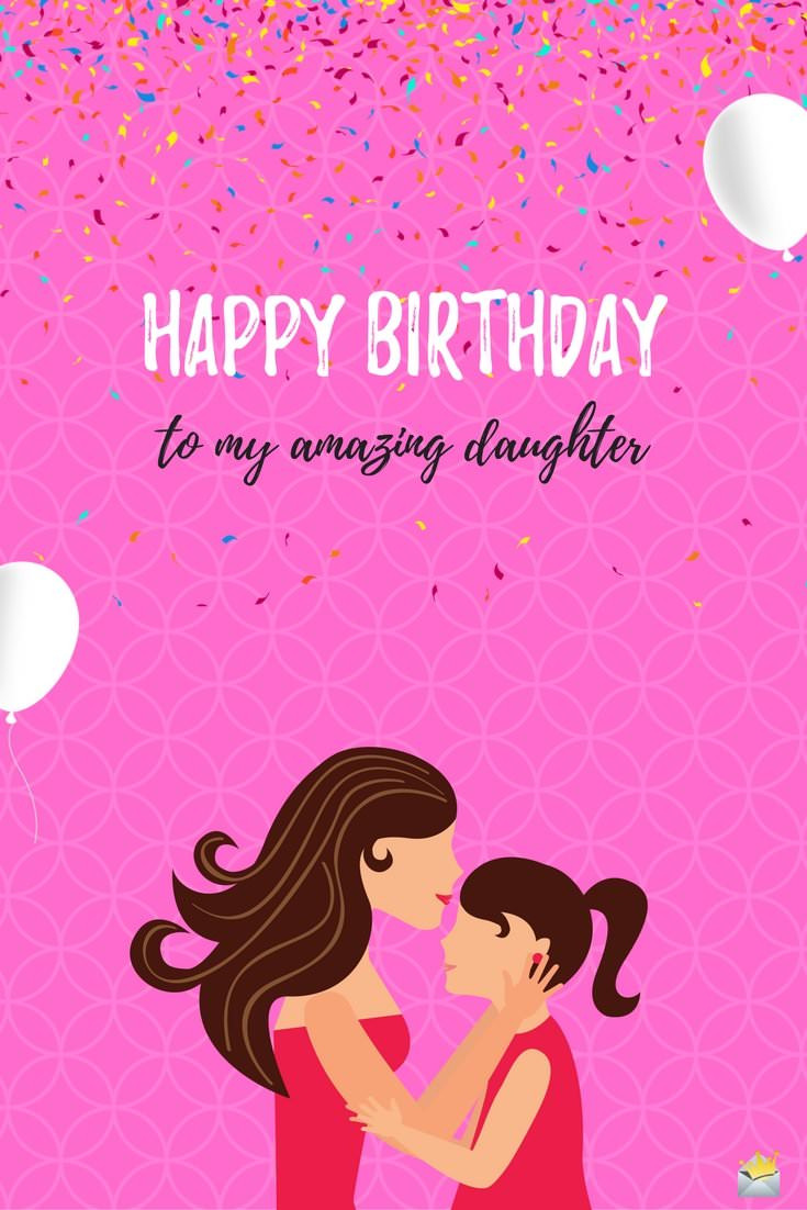 Best ideas about Happy Birthday Wishes To My Daughter . Save or Pin 200 Happy Birthday Messages to Make Them Smile Now.