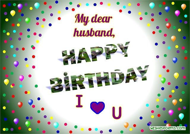 Best ideas about Happy Birthday Wishes To My Husband . Save or Pin 100 Birthday Wishes for Husband Happy Birthday Husband Now.