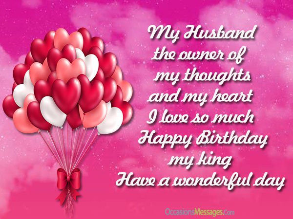 Best ideas about Happy Birthday Wishes To My Husband . Save or Pin Birthday Wishes and Messages for Husband Occasions Messages Now.