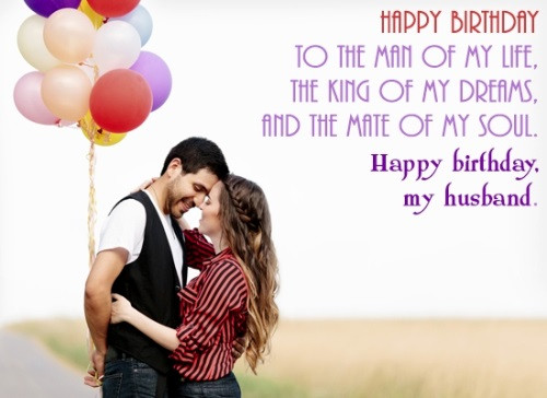 Best ideas about Happy Birthday Wishes To My Husband . Save or Pin 60 Happy Birthday Husband Wishes Now.