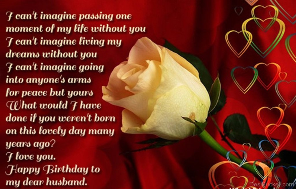 Best ideas about Happy Birthday Wishes To My Husband . Save or Pin Occasion s Now.