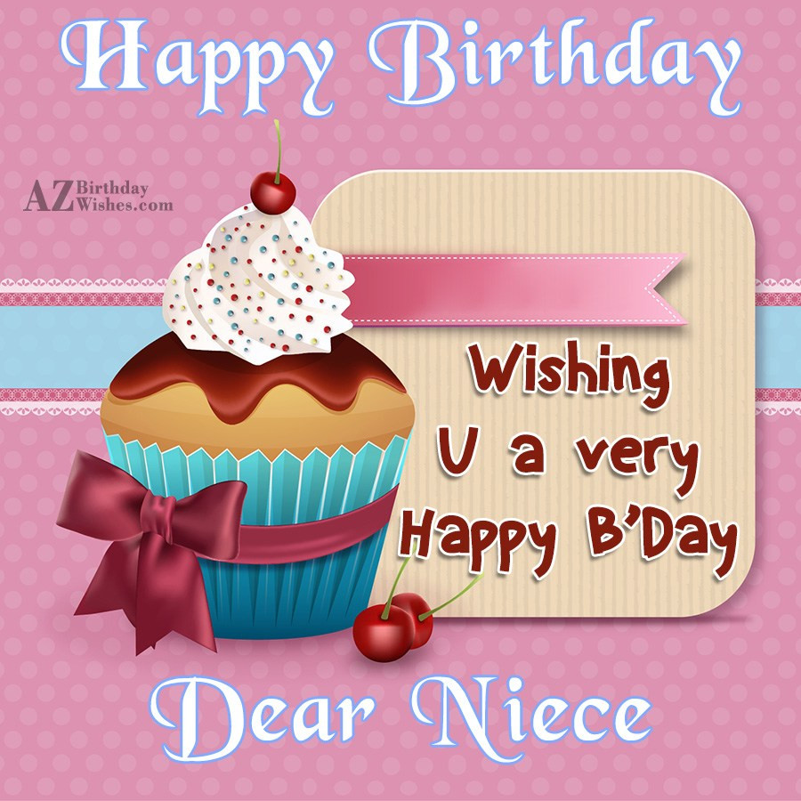 Best ideas about Happy Birthday Wishes To My Niece . Save or Pin Birthday Wishes For Niece Page 2 Now.