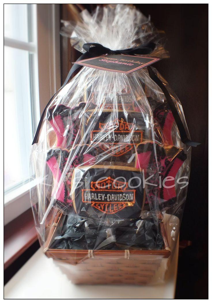 Best ideas about Harley Davidson Gift Ideas . Save or Pin 1000 images about Harley Davidson Baskets on Pinterest Now.