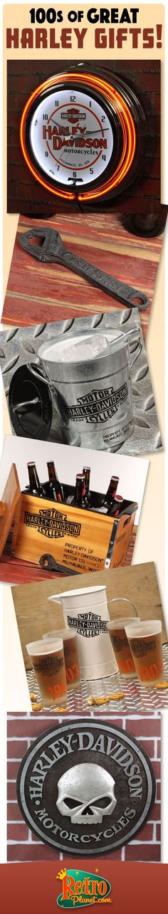 Best ideas about Harley Davidson Gift Ideas . Save or Pin 1000 ideas about Harley Davidson Gifts on Pinterest Now.