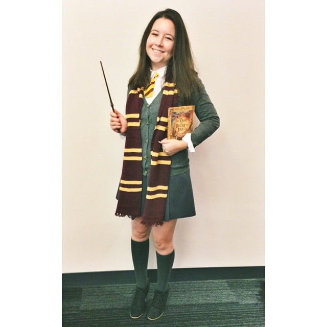 Best ideas about Harry Potter Costume DIY . Save or Pin Hermione Granger DIY Harry Potter Costumes Now.