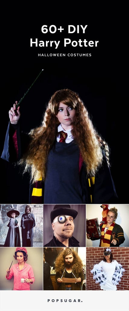 Best ideas about Harry Potter Costume DIY . Save or Pin DIY Harry Potter Costumes Now.