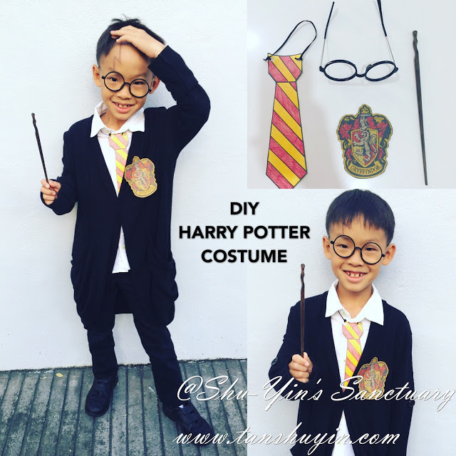 Best ideas about Harry Potter Costume DIY . Save or Pin Shu Yin s Sanctuary Kids DIY Costume The Making of Now.