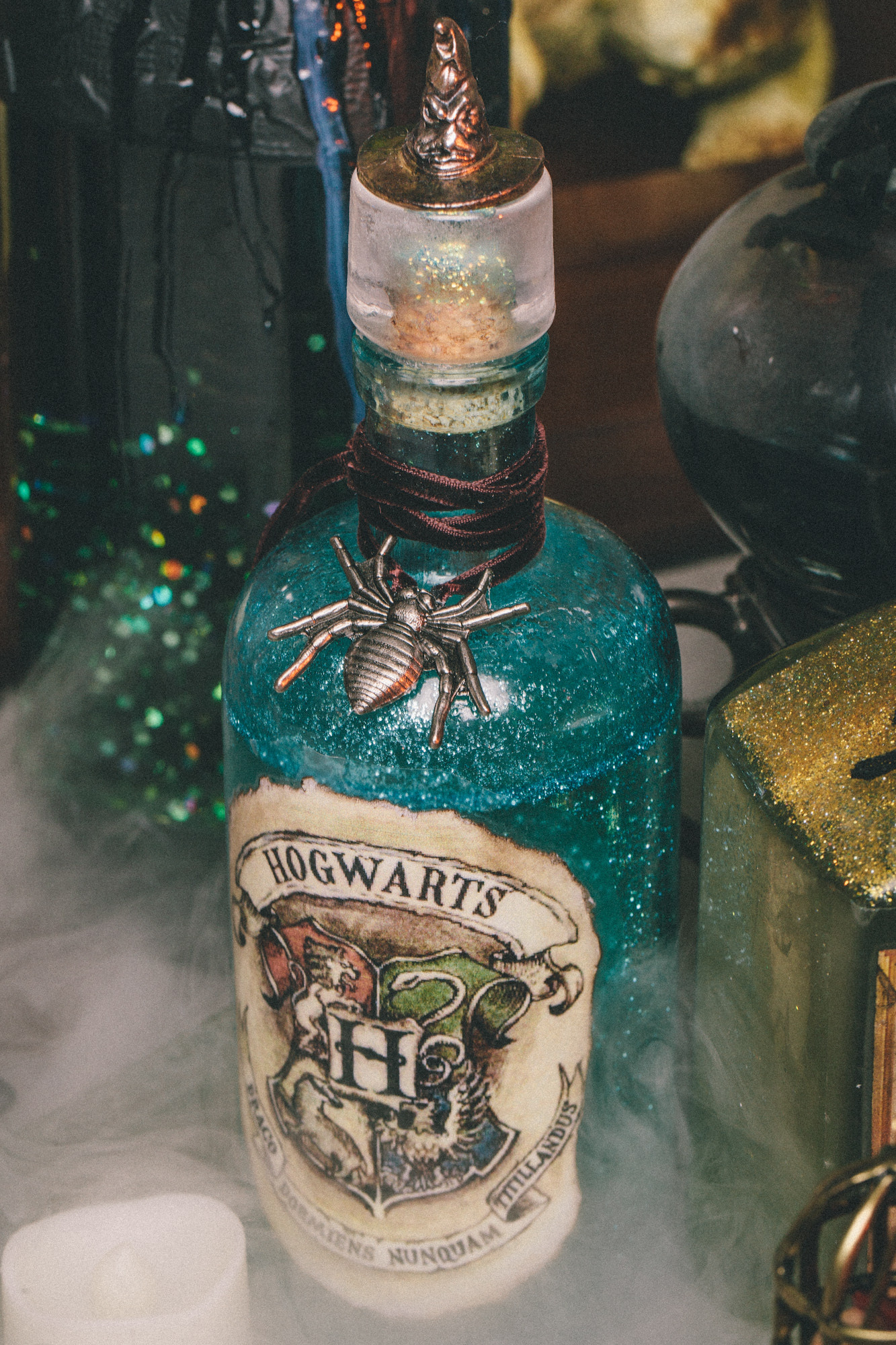 Best ideas about Harry Potter Potions DIY . Save or Pin Other DIY Harry Potter Potions for Halloween Hogwarts Potion Now.
