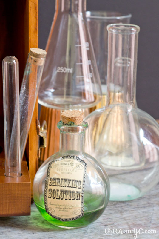Best ideas about Harry Potter Potions DIY . Save or Pin DIY Harry Potter Potion Making Kit Now.