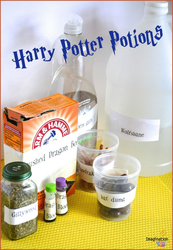 Best ideas about Harry Potter Potions DIY . Save or Pin Happy Harry Potter Day 5 Rae Gun Ramblings Now.