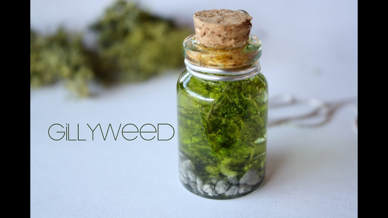 Best ideas about Harry Potter Potions DIY . Save or Pin Gillyweed Harry Potter Potion Ep 7 Now.