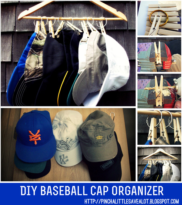 Best ideas about Hat Organizer DIY . Save or Pin How To Now.