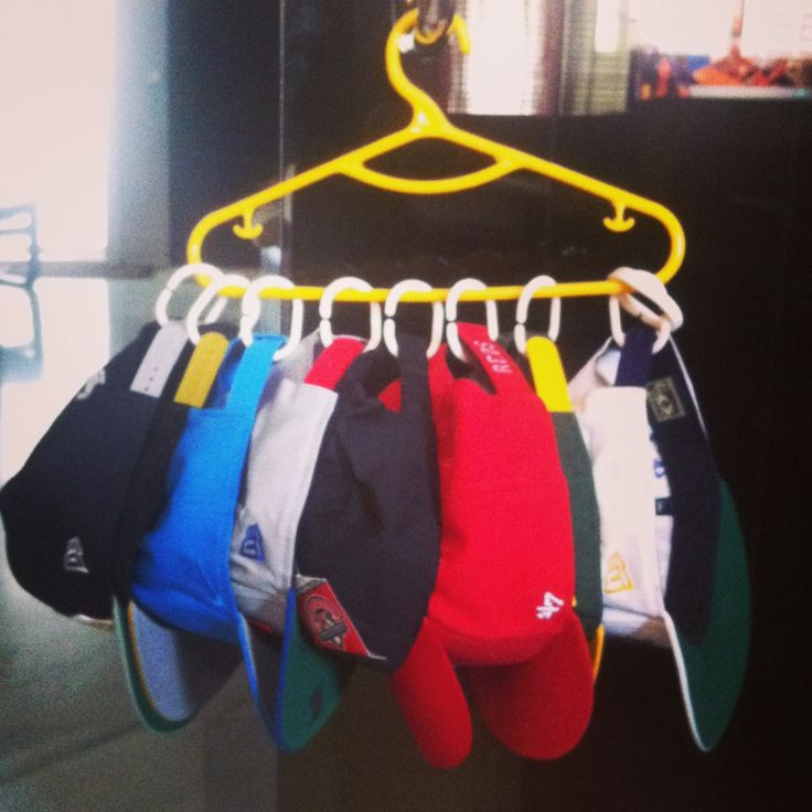 Best ideas about Hat Organizer DIY . Save or Pin DIY hat organizer Organization Ideas Now.