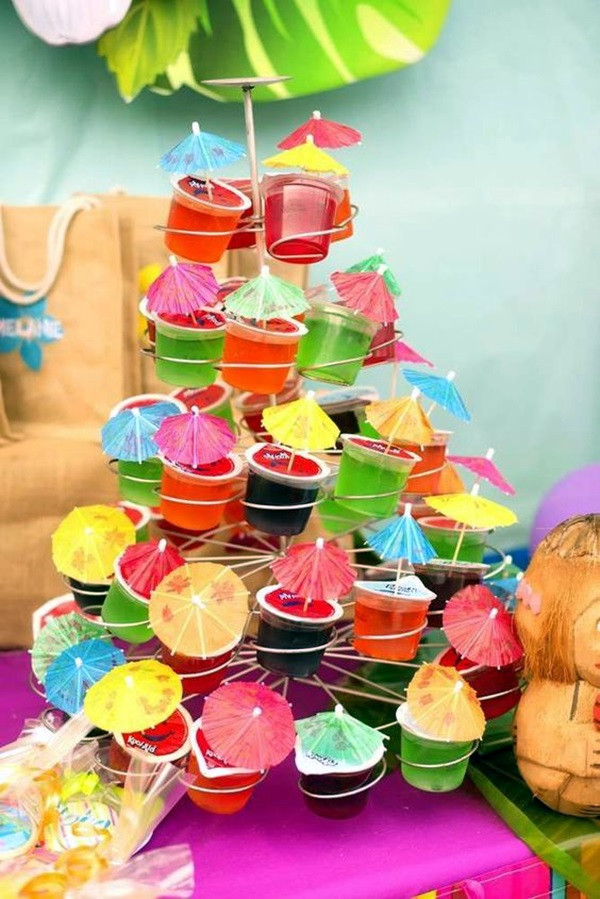 Best ideas about Hawaiian Birthday Decorations . Save or Pin 40 Affordable And Creative Hawaiian Party Decoration Ideas Now.
