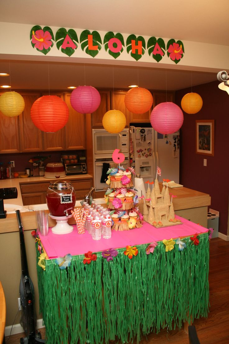Best ideas about Hawaiian Birthday Decorations . Save or Pin Best 25 Hawaiian birthday ideas on Pinterest Now.
