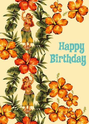 Best ideas about Hawaiian Birthday Wishes . Save or Pin Island Birthday Cards collection on eBay Now.