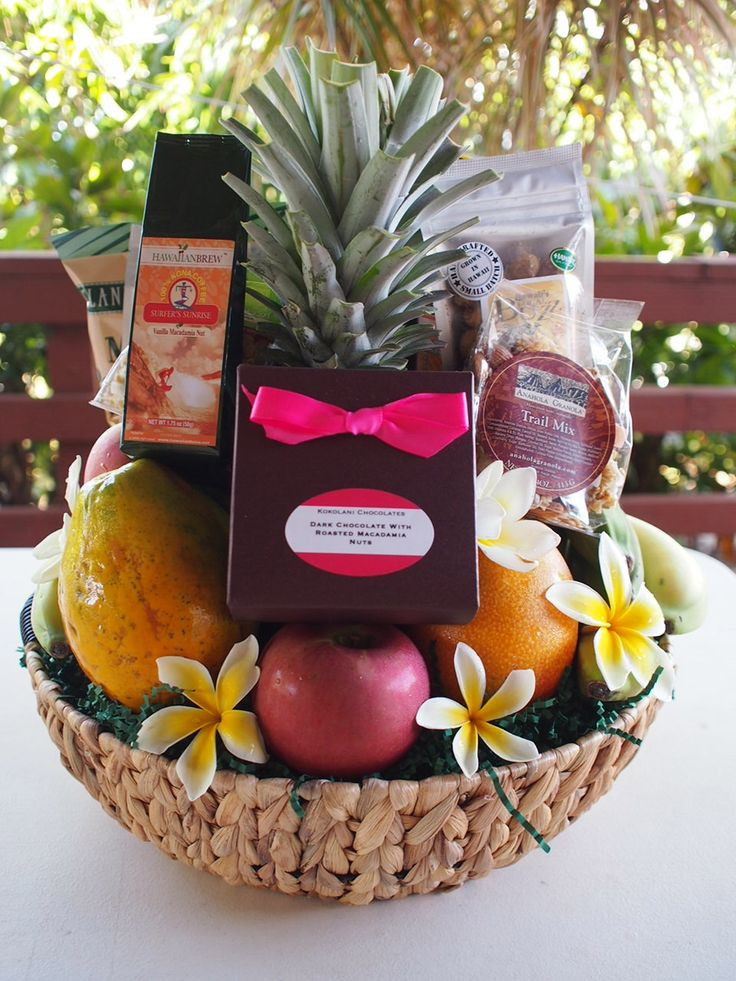 Best ideas about Hawaiian Gift Ideas . Save or Pin 17 Best images about HAWAIIAN GIFT BASKETS EXQUISITE Now.