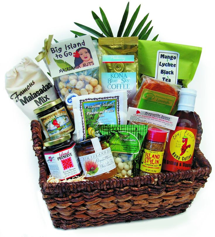 Best ideas about Hawaiian Gift Ideas . Save or Pin Best 25 Corporate t baskets ideas on Pinterest Now.