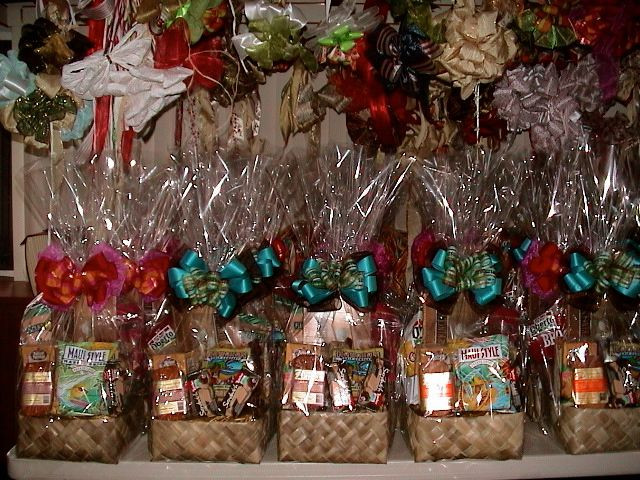 Best ideas about Hawaiian Gift Ideas . Save or Pin Fun colorful and delicious Hawaiian t baskets Now.