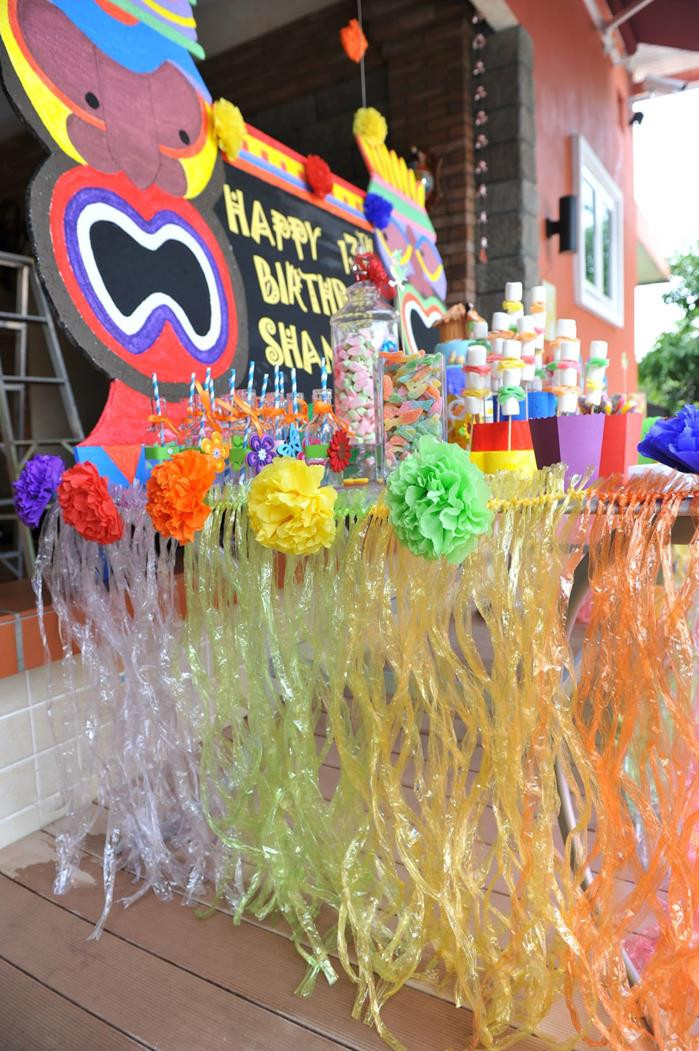 Best ideas about Hawaiian Themed Birthday Party . Save or Pin Kara s Party Ideas Hawaiian Themed Birthday Party Now.