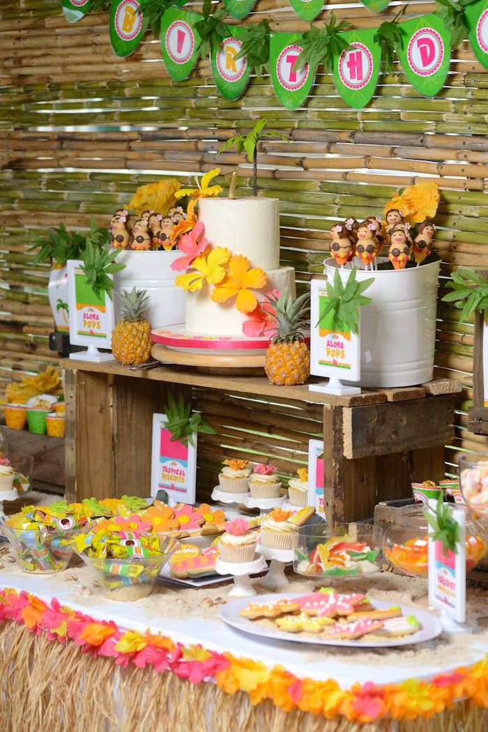 Best ideas about Hawaiian Themed Birthday Party . Save or Pin Best 25 Luau Theme ideas on Pinterest Now.