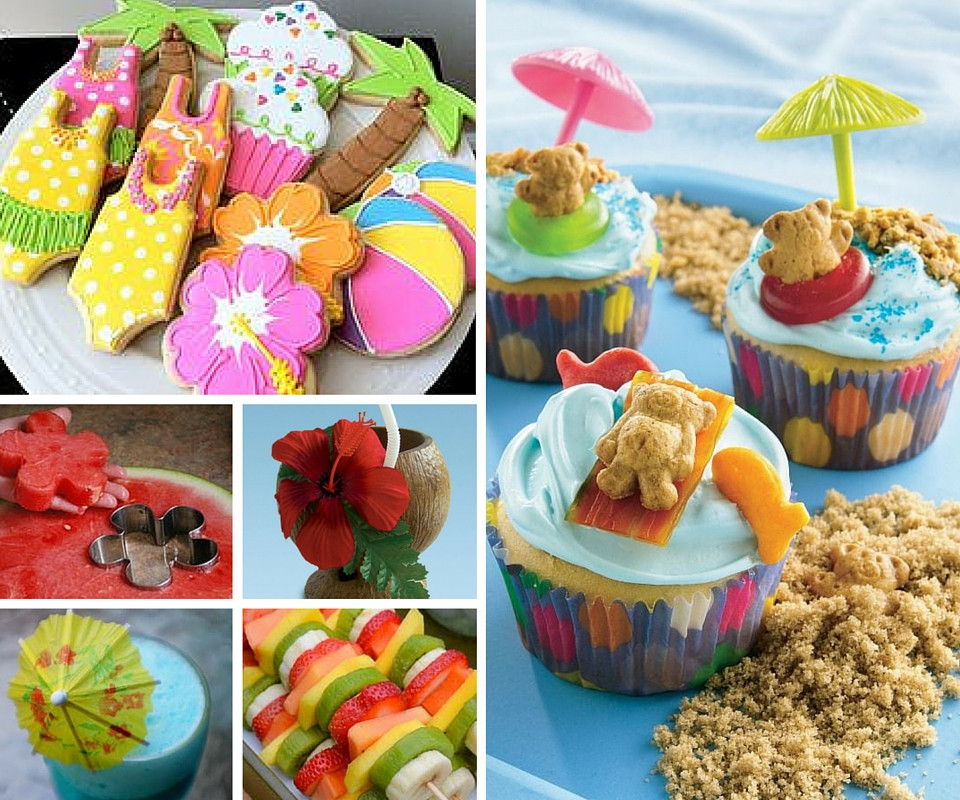 Best ideas about Hawaiian Themed Birthday Party . Save or Pin Luau Party Ideas Now.