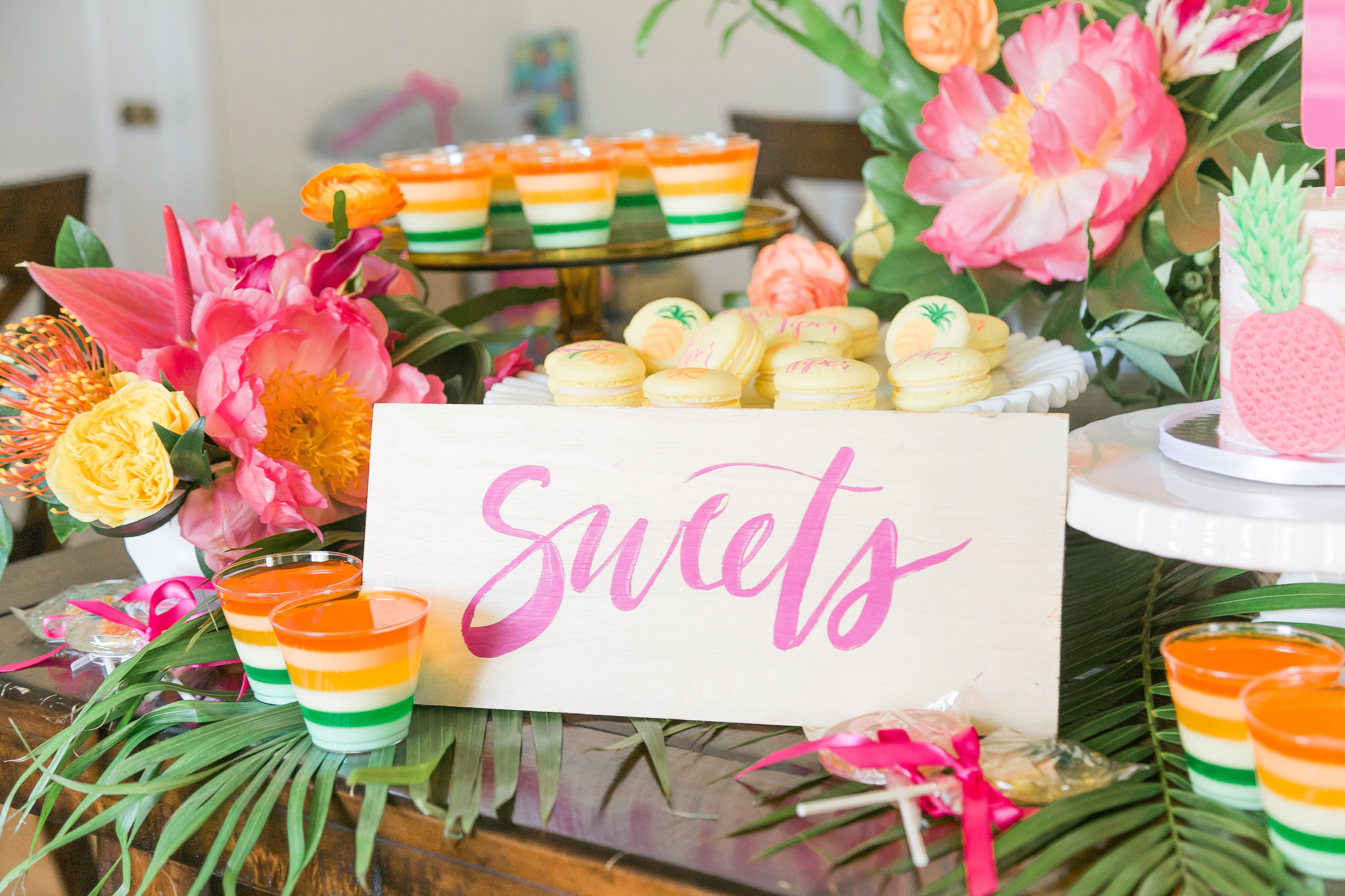 Best ideas about Hawaiian Themed Birthday Party . Save or Pin Piper's Paradise – 1st Birthday Party – Beijos Events Now.