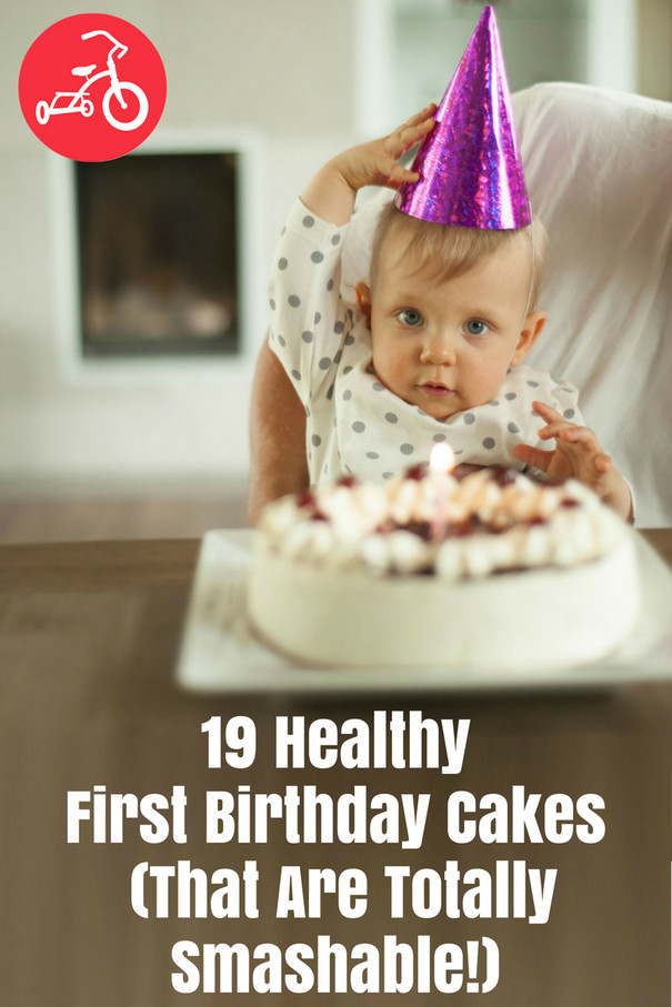 Best ideas about Healthy First Birthday Cake . Save or Pin 19 Healthy First Birthday Cakes Now.