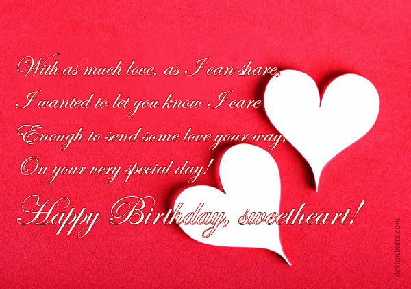 Best ideas about Heart Touching Birthday Wishes For Husband . Save or Pin Beautiful Happy Birthday Heart Touching wishes for you Now.