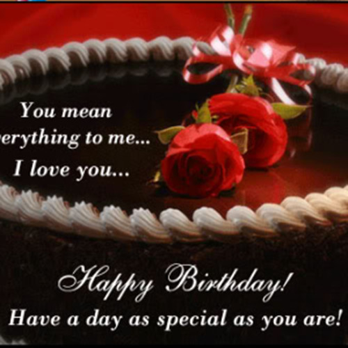 Best ideas about Heart Touching Birthday Wishes For Husband . Save or Pin 30 Heart Touching Birthday Wishes For Girlfriend Now.