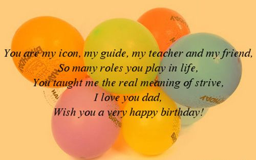 Best ideas about Heart Touching Birthday Wishes For Husband . Save or Pin 36 Heart Touching Birthday Wishes For Dad Now.